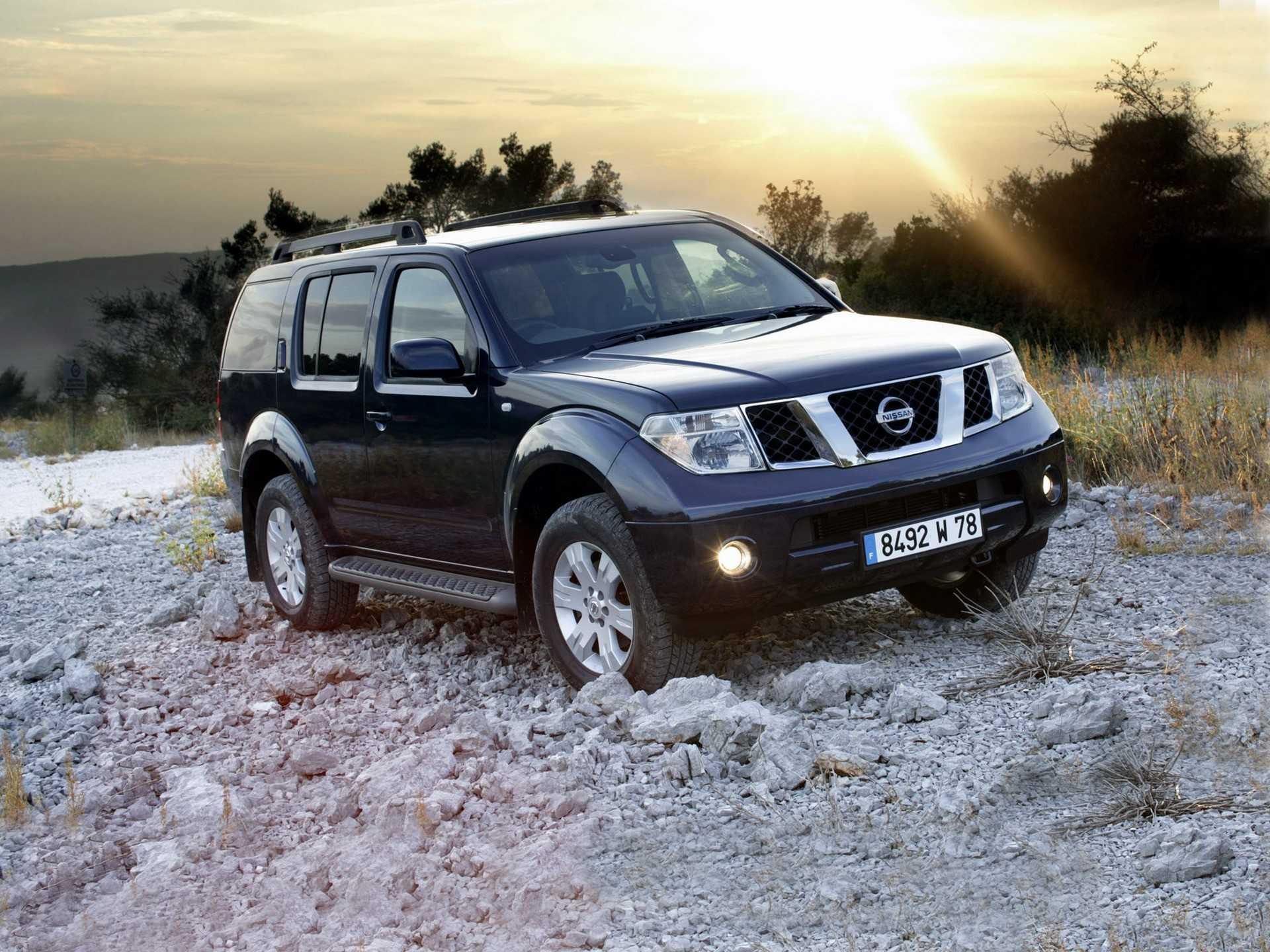 Пять причин любить и ненавидеть Nissan Pathfinder III - КОЛЕСА.ру – автомобильный журнал