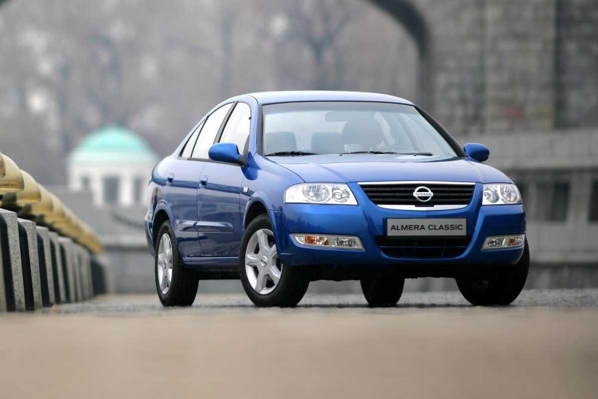 Тест-драйвы Nissan Almera Classic - мнение экспертов. Тест-драйвы Ниссан Альмера