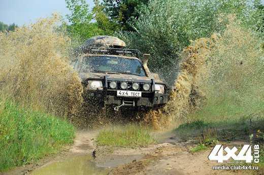 Nissan Patrol Y61 1997-2011 гг. - аксессуары для тюнинга с доставкой по России.