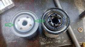 Замена масла моторного Nissan Pathfinder III (R51) 2.5 dCi 4WD