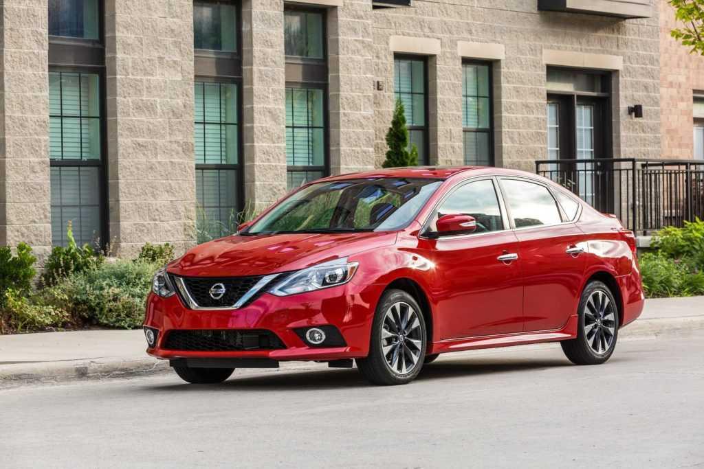 Nissan Sentra: рестайлинг не для нас — Авторевю