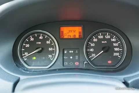 Как настроить часы на Nissan Almera - АвтоРем