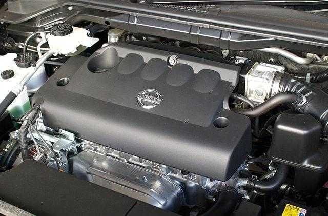 Двигатель QR25DE Nissan: характеристики, возможности, на какие машины установлен