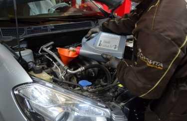 ТО-4  Ниссан Кашкай J11 (2,0, МКПП - передний привод) – техническое обслуживание Nissan Qashqai J11 60000 в Москве – цена, регламент, перечень работ.