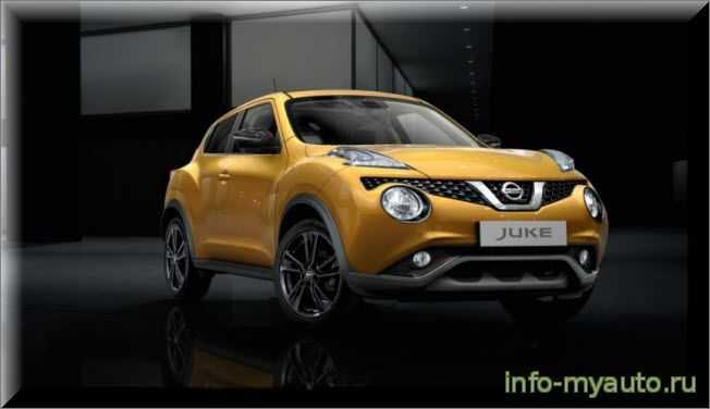 Точки подключения автосигнализации на Nissan Juke