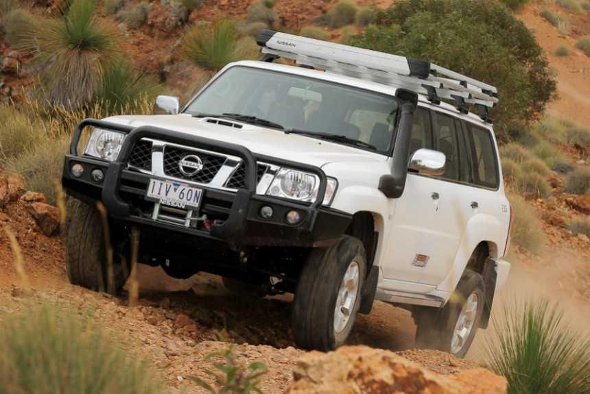 Выбираем Nissan Patrol: достойный конкурент или тень Land Cruiser? — Российская газета