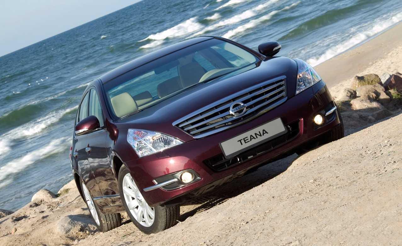 Стоит ли покупать Nissan Teana II (J32) на вторичном рынке?