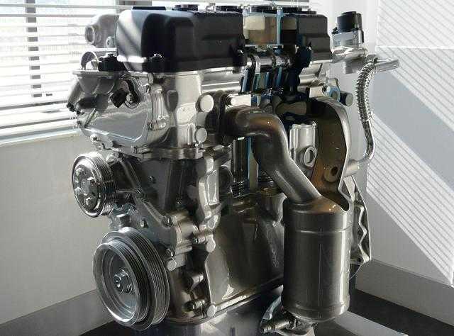 Двигатель Альмера: N15, N16, Классик, G15, ресурс, характеристики