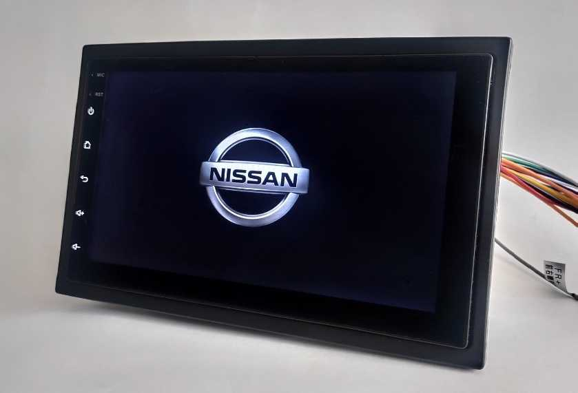 Штатная магнитола для Nissan Murano z50 на андроиде