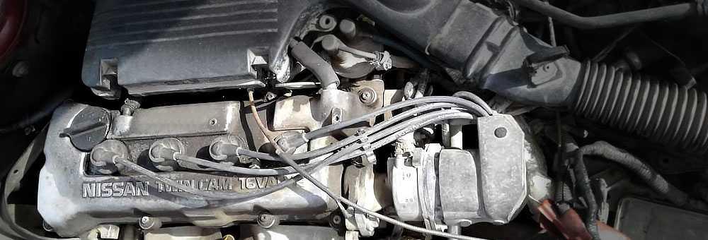 в чем отличие двигателя (блока) GA16(инжектор) от  GA 16 ds( Карбюратор). - Ремонт W10 - Primera Club