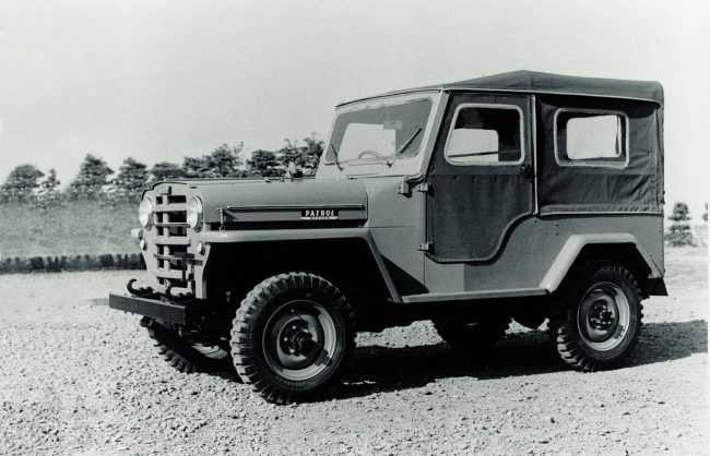Запасные части NISSAN SD 33 | MotorZona