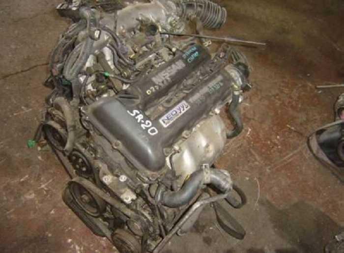 Фотоотчёт разбора двигателя QR20 - Двигатель - Клуб владельцев Nissan Liberty