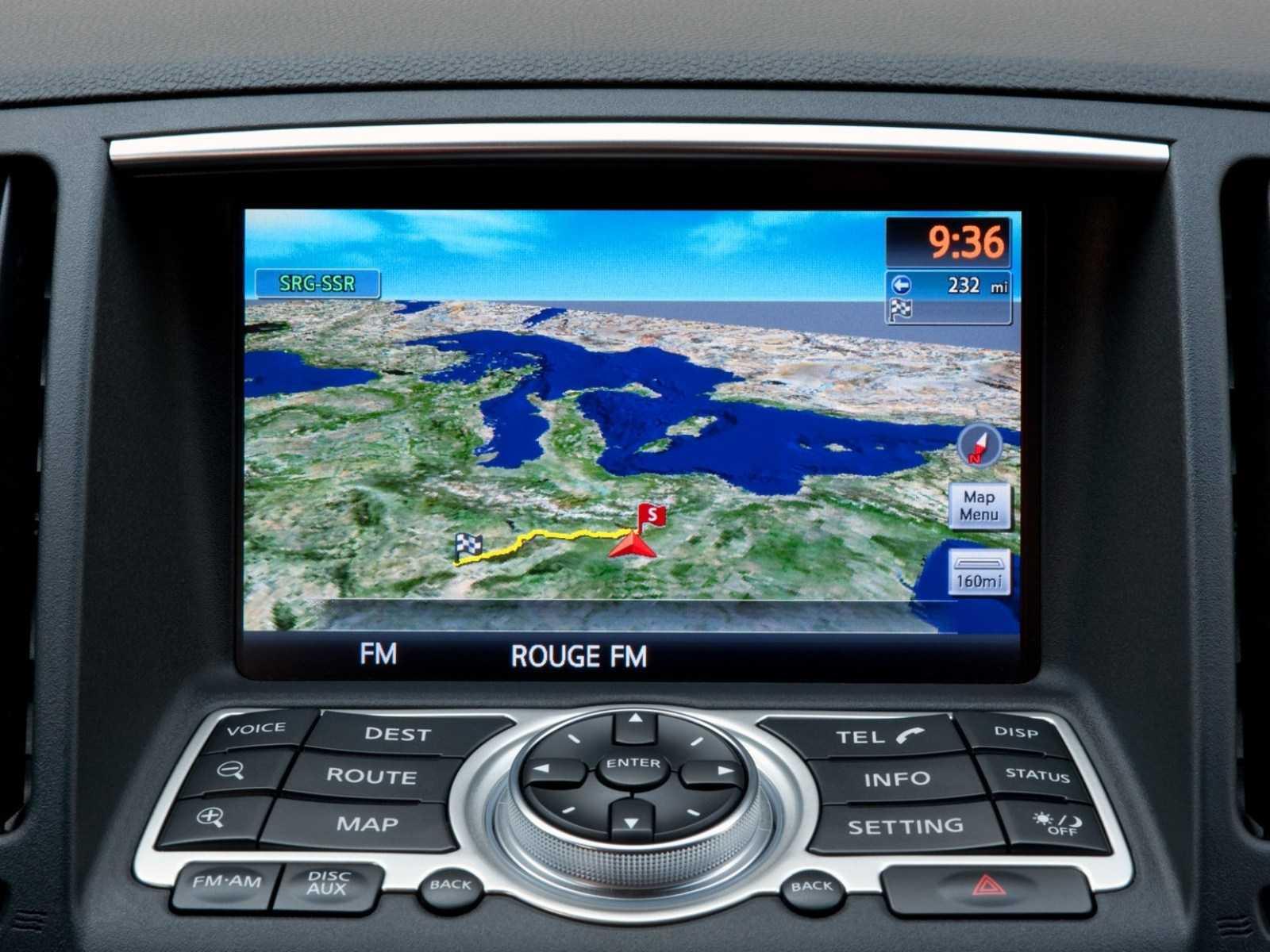 Обновление навигации для Nissan Infiniti 2010-2016 Premium Connect 08IT недорого в Авто ТехЦентре ЗИЕСТА