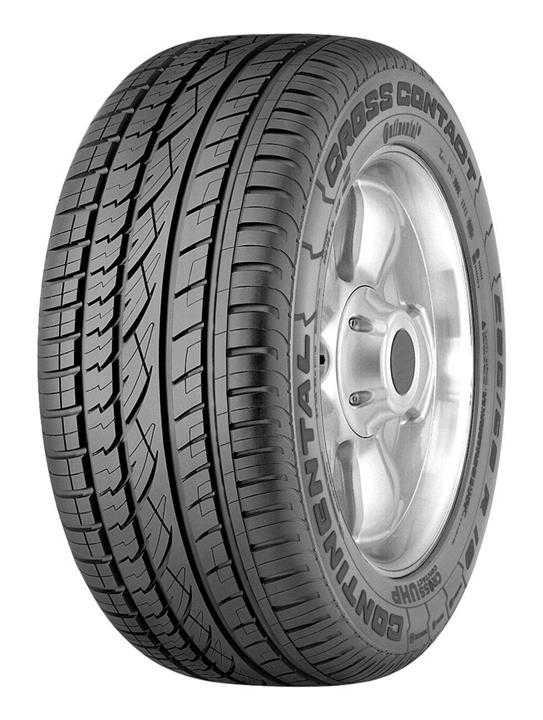 Отзывы о летних шинах  Continental ContiCrossContact UHP 225/55 R18 98V