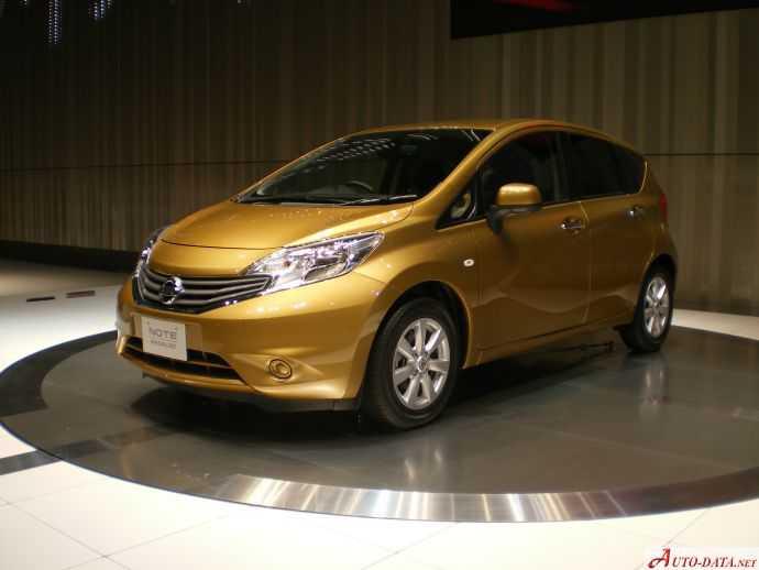 Nissan Note 2009 - 2012 - вся информация про Ниссан Ноут I рест. поколения