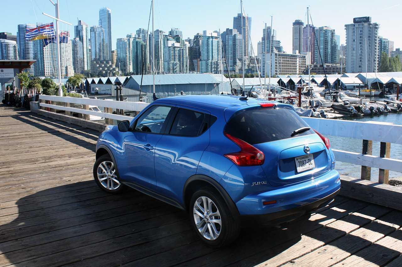 Nissan Juke (2013-2014) - фото, цена, характеристики, отзывы Ниссан Жук / Джук в России