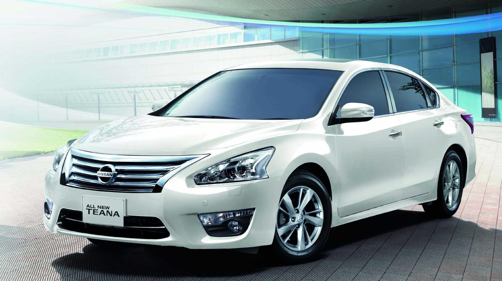Купить Ниссан Теана по цене 2019-2020 в Москве у официального дилера в автосалоне на новый Nissan Teana, комплектации и характеристики