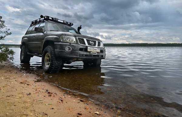 Nissan Patrol Y61 5 поколения, технические характеристики, отзывы