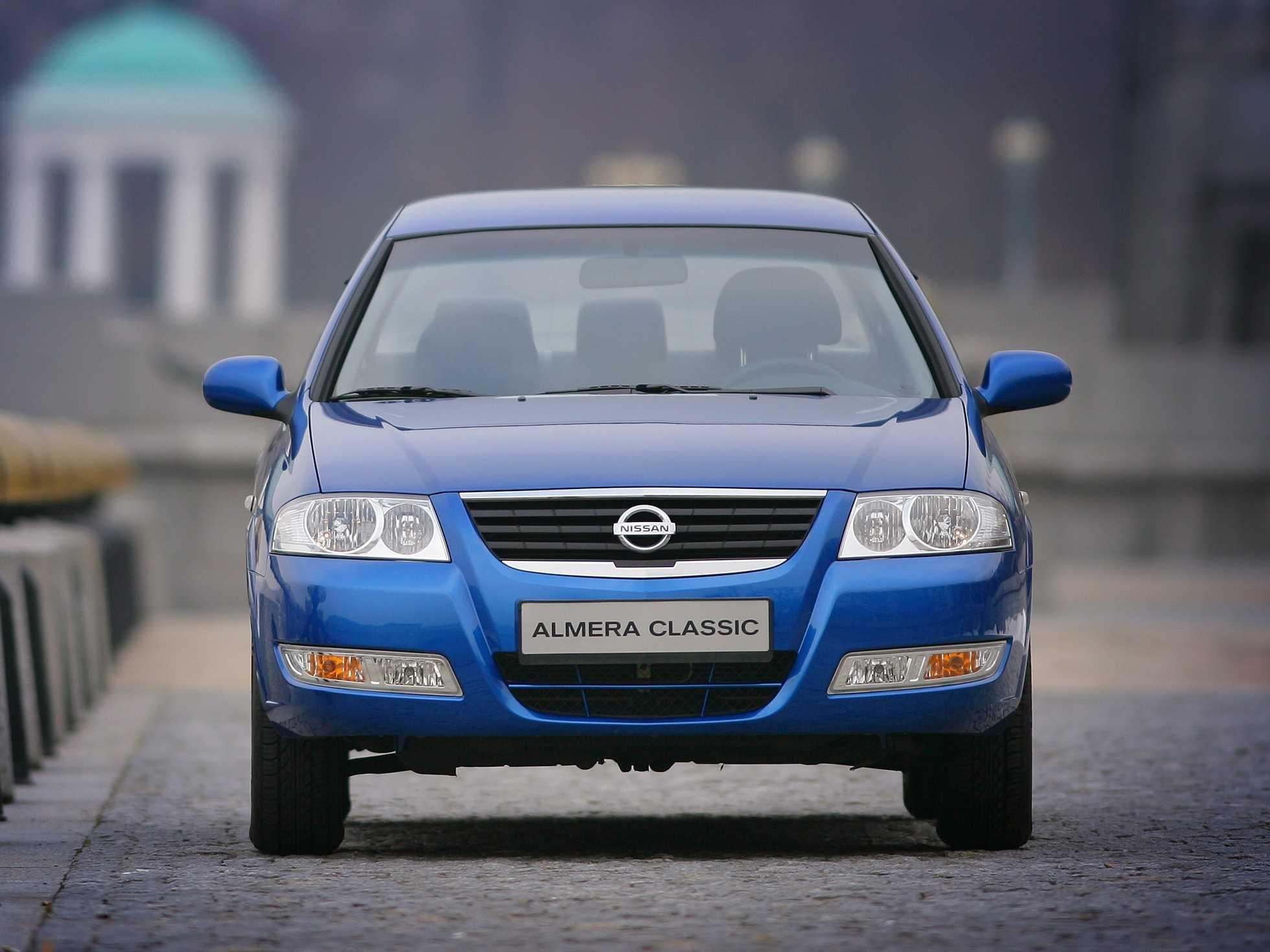 Nissan Almera Classic с пробегом: надёжный автомат и капризная ходовая - КОЛЕСА.ру – автомобильный журнал
