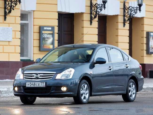 Ниссан Альмера Классик с пробегом: недостатки и слабые места авто