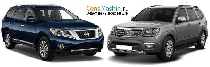 AUTO.RIA – Nissan Pathfinder або Kia Mohave? Що краще?