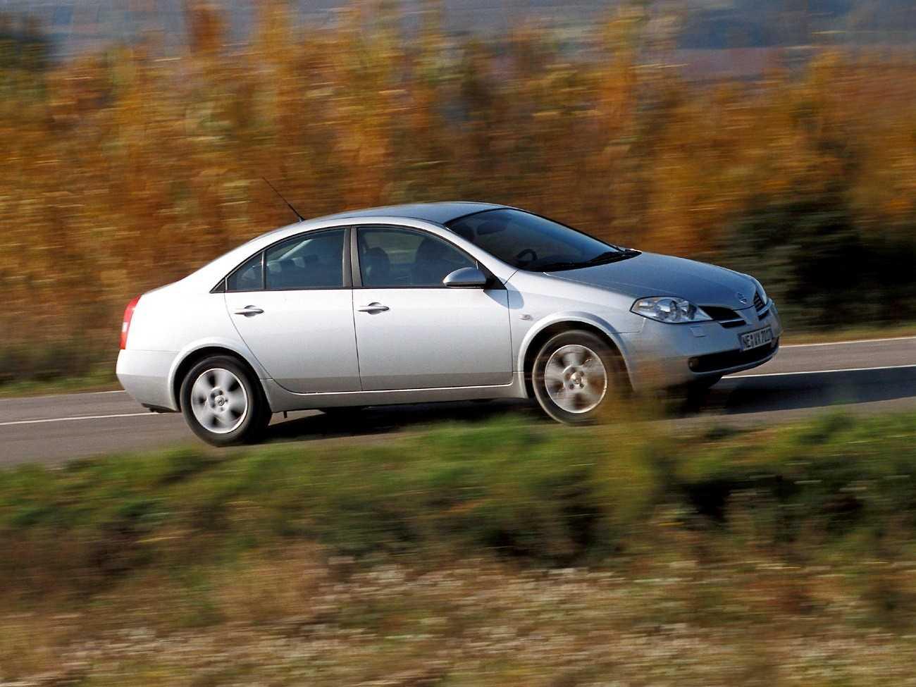 Видео краш- тестов автомобилей Nissan Primera