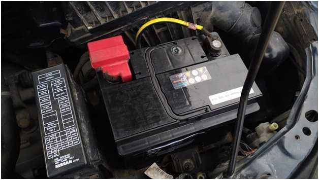Nissan Primera 2.0 / Ниссан Примера, 4дв седан, 140 л.с, 1АКПП, 2002 - 2004 - двигатель не заводится