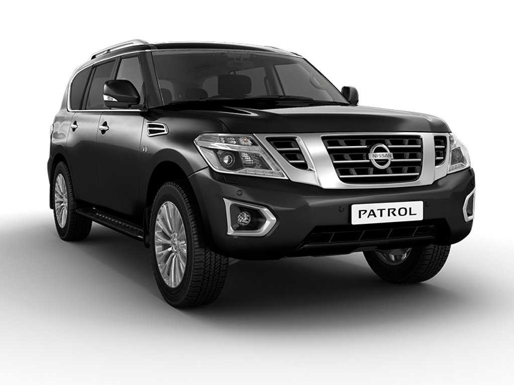 Расход топлива Nissan Patrol (2004-2010), объем топливного бака