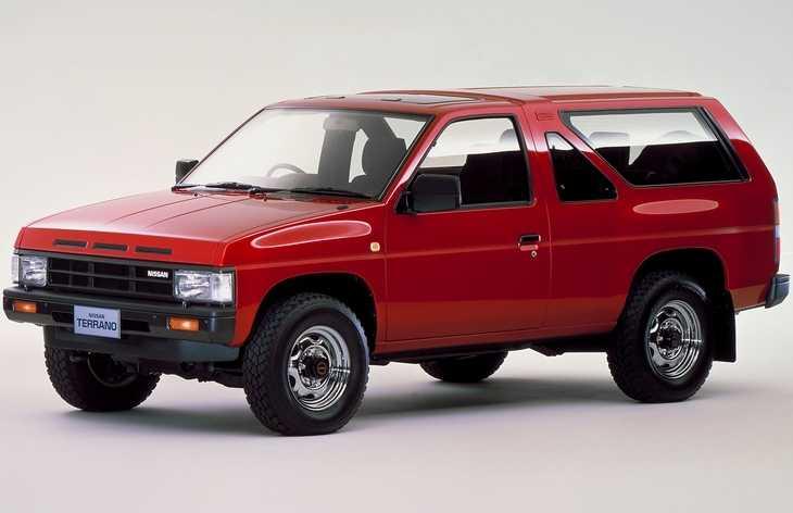 Ниссан Террано или Nissan Terrano |