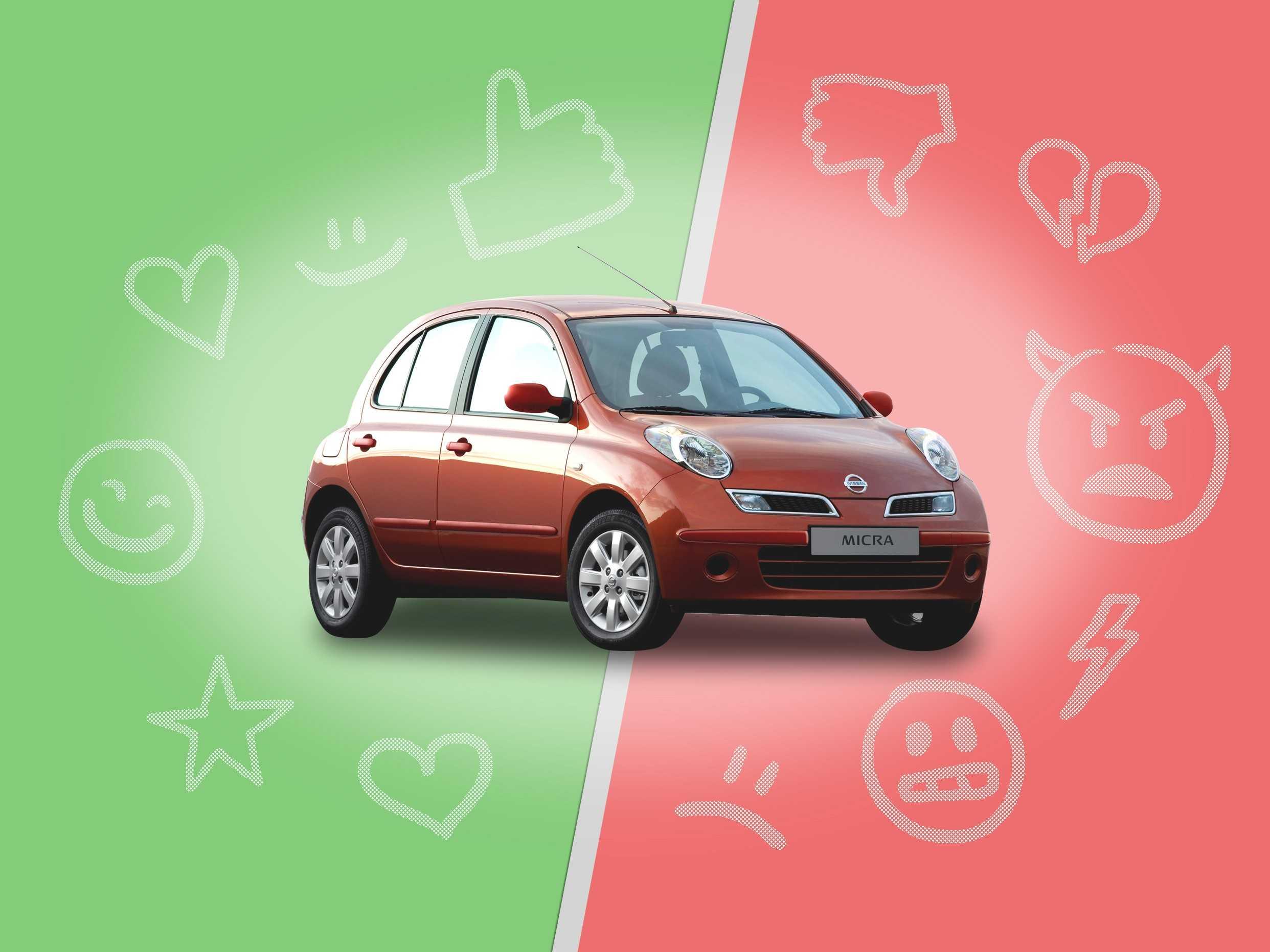 5 причин любить и ненавидеть Nissan Micra III - КОЛЕСА.ру – автомобильный журнал