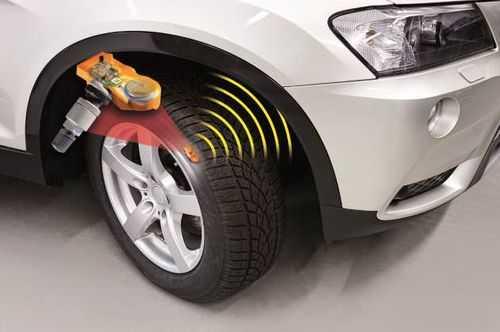 Как отключить датчик давления в шинах Киа, Хендай, Тойота