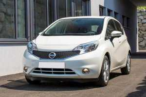 Nissan Note 2020: фото в новом кузове, фото салона и интерьера