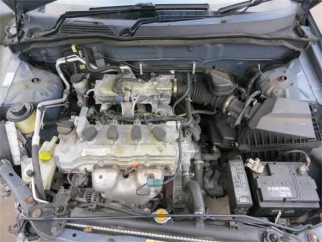Двигатель QG15DE Ниссан: технические характеристики, ремонт