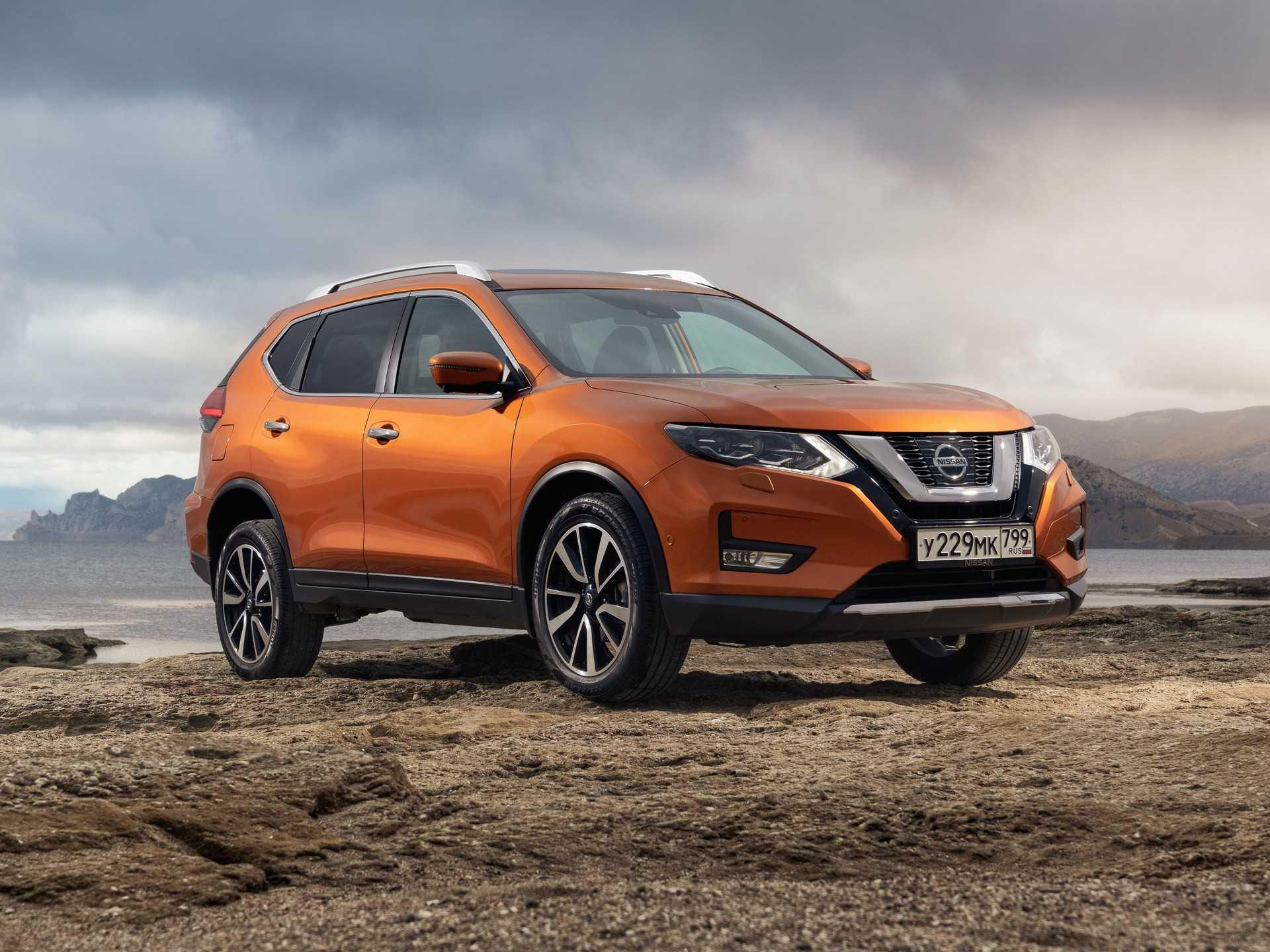 4 стихии нового Nissan X-Trail — Авторевю